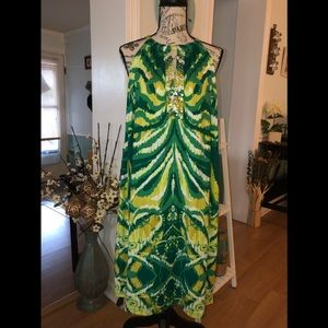 BNWT OX Inc Tiger Eye Dress